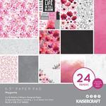 Magenta 6.5 x 6.5 Paper Pad - KaiserCraft