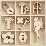 Enchanted Wood Flourishes - KaiserCraft