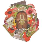 Enchanted Collectables Cardstock Die-Cuts - KaiserCraft