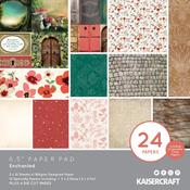 Enchanted 6 x 6 Paper Pad - KaiserCraft