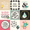 4X4 Journaling Cards Paper - Forward With Faith - Echo Park