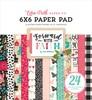 Forward With Faith 6x6 Paper Pad - Echo Park
