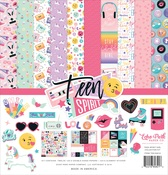 Teen Spirit Girl Collection Kit - Echo Park