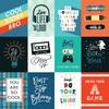 3X4 Journaling Cards Paper - Teen Spirit Boy - Echo Park