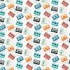 Cassette Tapes Paper - Teen Spirit Boy - Echo Park