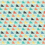 Sneakers Paper - Teen Spirit Boy - Echo Park