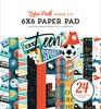 Teen Spirit Boy 6x6 Paper Pad - Echo Park