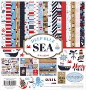 Deep Blue Sea Collection Kit - Carta Bella - PRE ORDER