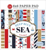 Deep Blue Sea 6x6 Paper Pad - Carta Bella - PRE ORDER