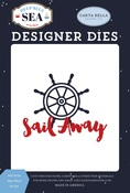 Sail Away Ship Wheel Die Set - Carta Bella - PRE ORDER