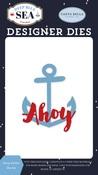 Ahoy Anchor Die Set - Carta Bella - PRE ORDER