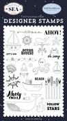 By The Sea Stamp Set - Carta Bella - PRE ORDER