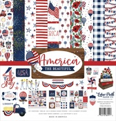 America The Beautiful Collection Kit - Carta Bella - PRE ORDER