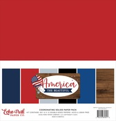 America The Beautiful Solids Kit  - Echo Park