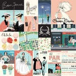 Journaling Cards Paper - En Vogue - Carta Bella