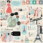 En Vogue Element Sticker - Carta Bella