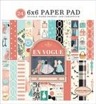 En Vogue 6x6 Paper Pad - Carta Bella