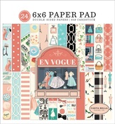 En Vogue 6x6 Paper Pad - Carta Bella
