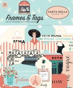 En Vogue Frames & Tags - Carta Bella