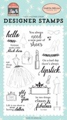 Glitz & Glam Stamp Set - Carta Bella