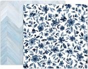 Indigo & Ivy Paper 2 - Pink Paislee