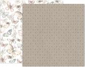 Indigo & Ivy Paper 3 - Pink Paislee