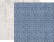 Indigo & Ivy Paper 7 - Pink Paislee