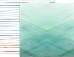 Indigo & Ivy Paper 12 - Pink Paislee