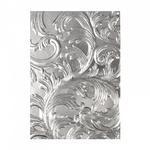 Elegant Sizzix 3D Textured Impressions Embossing Folder By Tim Holtz - PRE ORDER