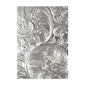 Elegant Sizzix 3D Textured Impressions Embossing Folder By Tim Holtz - PRE ORDER