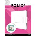 Folio 1 6x6 - White - Photoplay