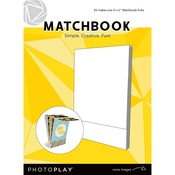 Matchbook - White - Photoplay