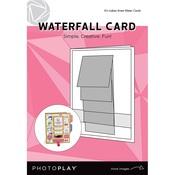 Card - Waterfall - Photoplay