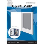 Card - Tunnel Cards With Rectangle Die - Photoplay