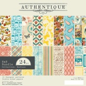 Endless Bundle 8 X 8 Paper Pad - Authentique
