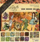 Magic Of Oz Deluxe Collector's Edition - Graphic 45