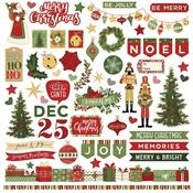 Sticker Sheet - Christmas Memories - Photoplay