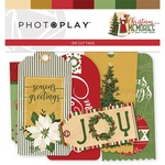 Die Cut Tags - Christmas Memories - Photoplay