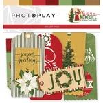 Die Cut Tags - Christmas Memories - Photoplay