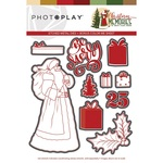Santa Metal Dies - Christmas Memories - Photoplay