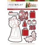 Santa Metal Dies - Christmas Memories - Photoplay - PRE ORDER