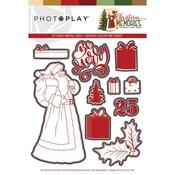 Santa Metal Dies - Christmas Memories - Photoplay