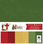 Christmas Memories Solids Plus Kits - Photoplay