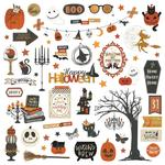 Sticker Sheet - All Hallows Eve - Photoplay