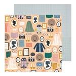 Decades Paper - Heritage - Maggie Holmes