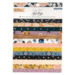 Gold Foil 6 x 8 Paper Pad - Heritage - Maggie Holmes