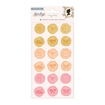 Molded Plastic Puffy Sticker - Heritage - Maggie Holmes
