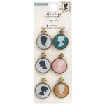 Portrait Charms - Heritage - Maggie Holmes - PRE ORDER