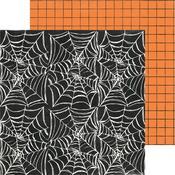 Creepy Crawly Paper - Hey, Pumpkin - Crate Paper - PRE ORDER