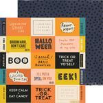 Eeek Paper - Hey, Pumpkin - Crate Paper
